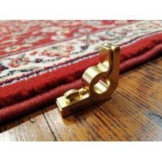 Support brass zipper d. 10-12-14-16