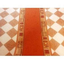 Runner rock  h 67 cm orange