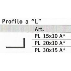 Aluminium L profile